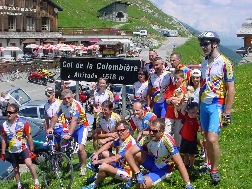 2003 – Col de la Colombière