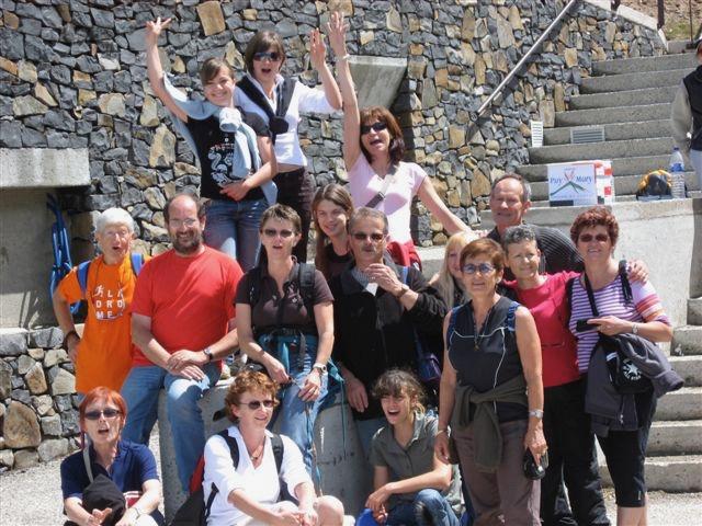 2007 –  La Joie d'aller Marcher