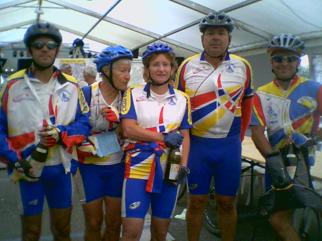 2007 – Rallye St Péray