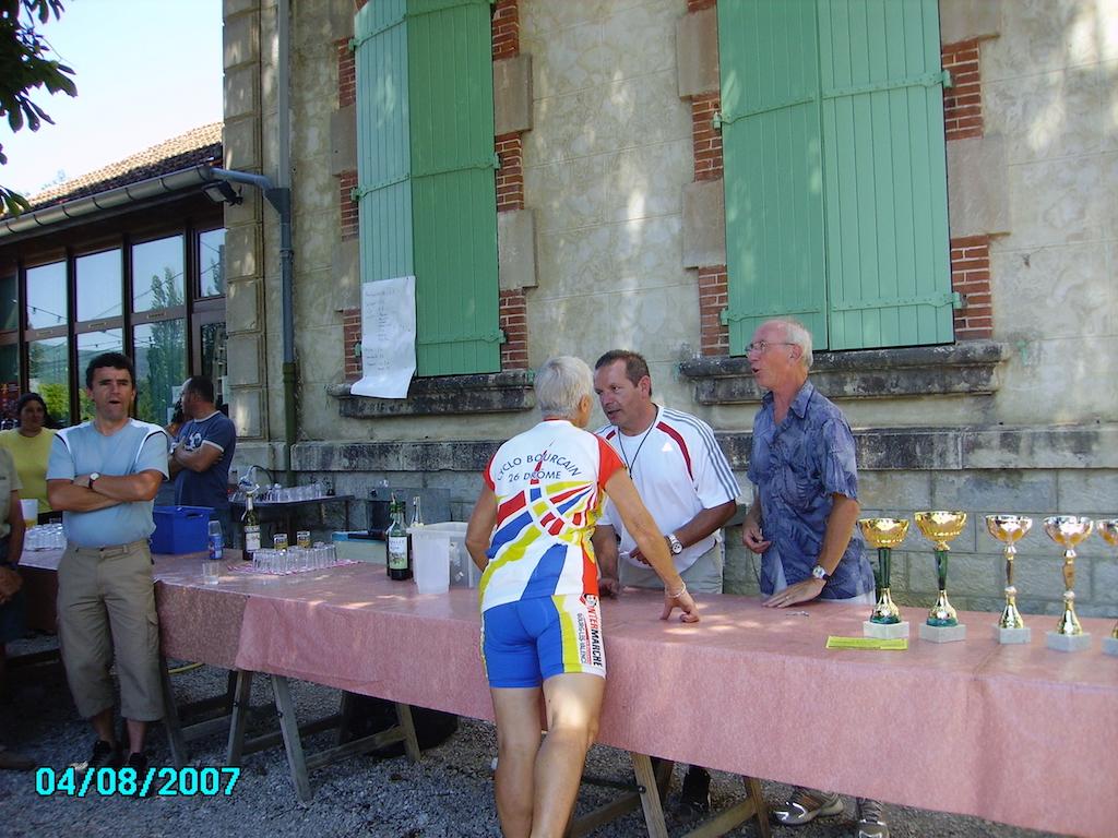 2007 – Rallye de l'Estrée