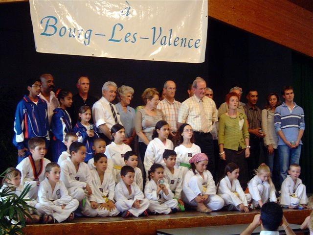 2007 – Remise Trophes Ville BLV