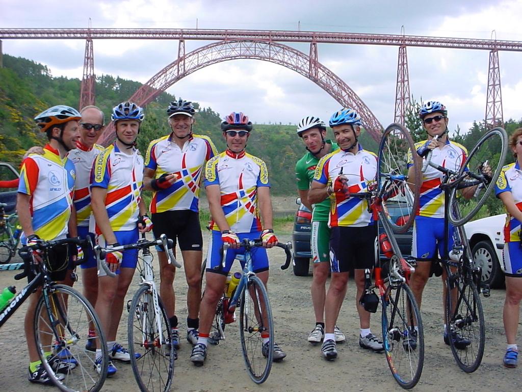 2007-  Viaduc de Garabit