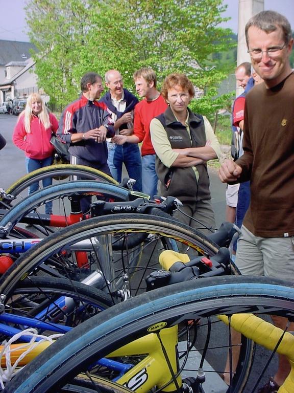 2007-  WE Cyclo