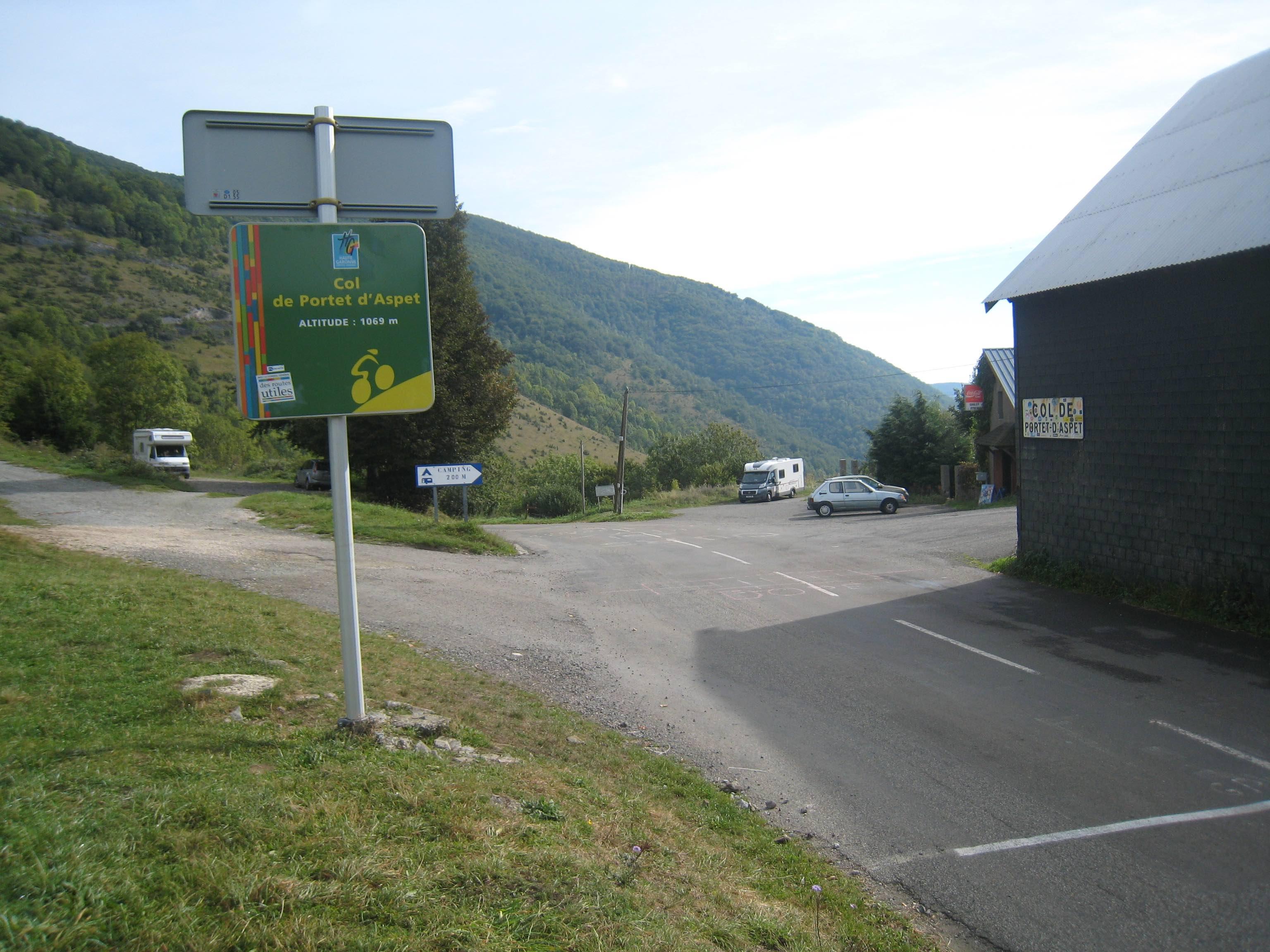 Col du Portet d'Aspet