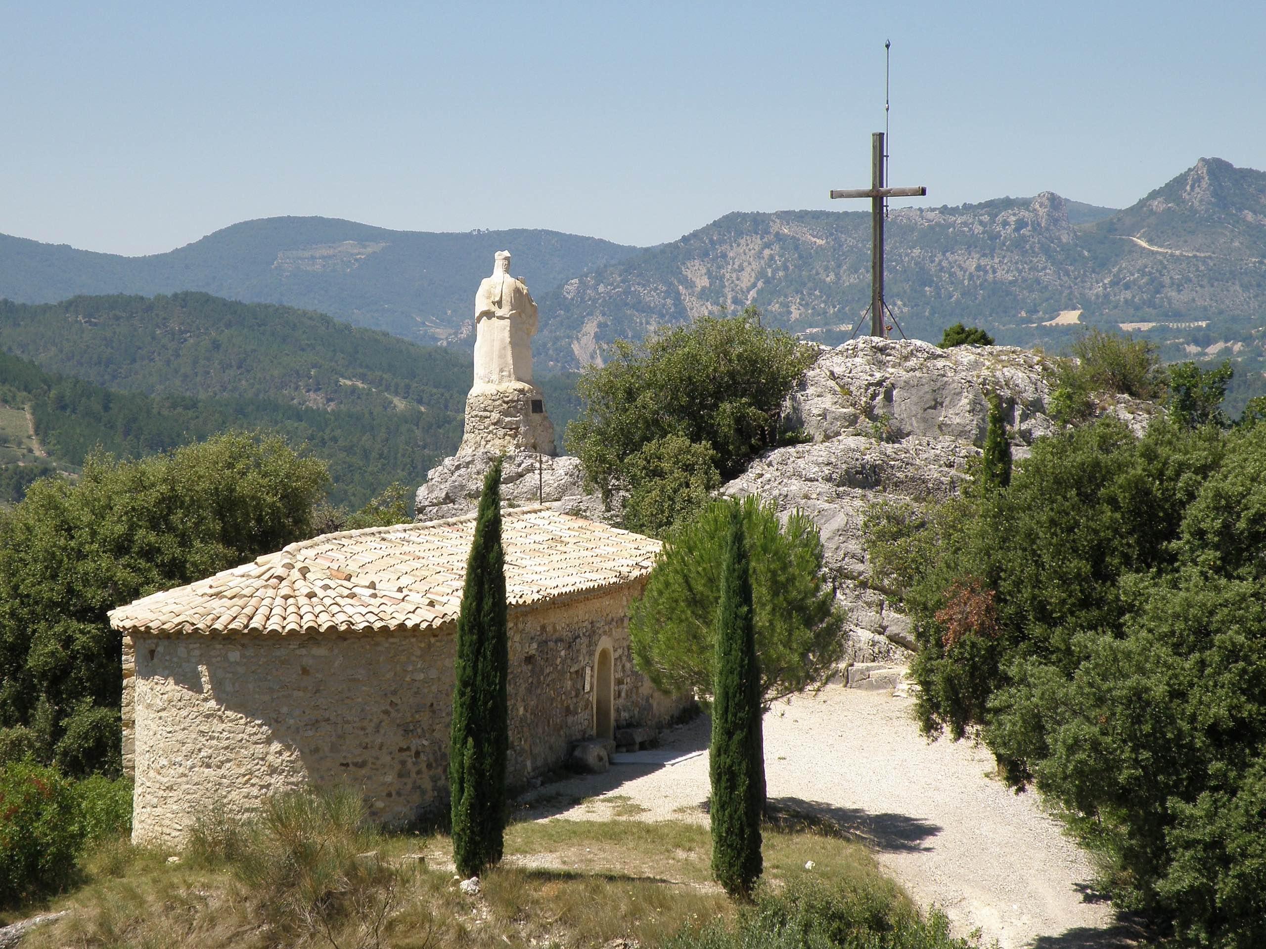 Chapelle Ste Trophime